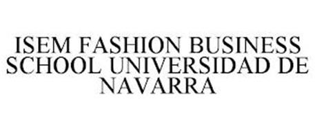 ISEM FASHION BUSINESS SCHOOL UNIVERSIDAD DE NAVARRA