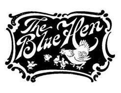 THE BLUE HEN