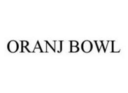 ORANJ BOWL