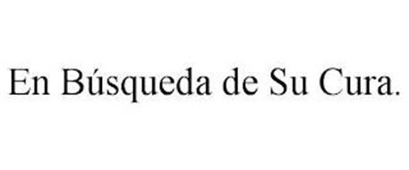 EN BÚSQUEDA DE SU CURA.