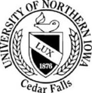 UNIVERSITY OF NORTHERN IOWA LUX 1876 CEDAR FALLS
