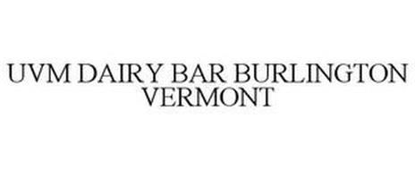 UVM DAIRY BAR BURLINGTON VERMONT