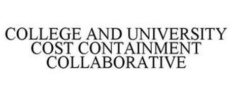 COLLEGE AND UNIVERSITY COST CONTAINMENT COLLABORATIVE