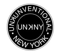 UNKUNVENTIONAL NEW YORK UNKNY