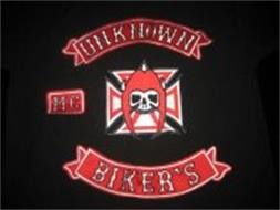 UNKNOWN BIKER'S, MC