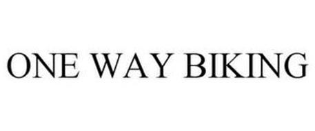 ONE WAY BIKING
