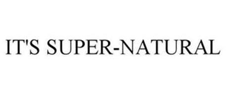 IT'S SUPER-NATURAL