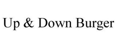 UP & DOWN BURGER