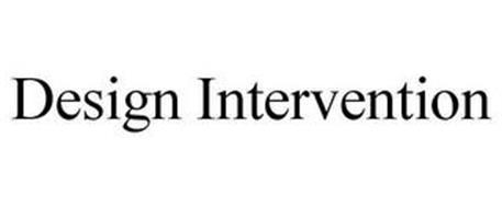DESIGN INTERVENTION