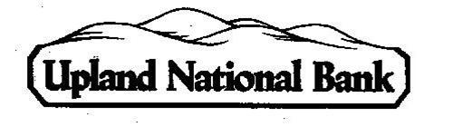 UPLAND NATIONAL BANK