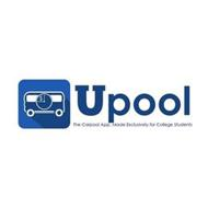 UPOOL THE CARPOOL APP, MADE EXCLUSIVELYFOR COLLEGE STUDENTS