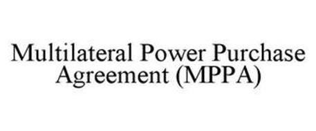 MULTILATERAL POWER PURCHASE AGREEMENT (MPPA)