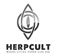 HERPCULT WHERE LITTLE HERPS LIVE BIG