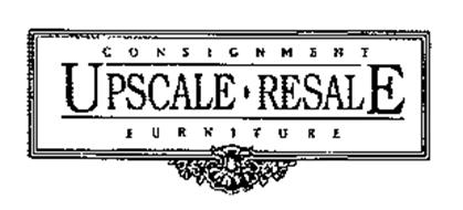 Upscale Resale Consignment Furniture Trademark Of Upscale