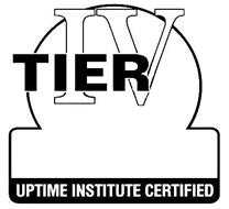 TIER IV UPTIME INSTITUTE CERTIFIED