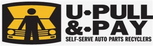U pull pay self serve auto parts recyclers trademark of u for Upullandpay