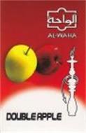 AL-WAHA DOUBLE APPLE