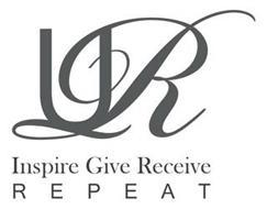 UR INSPIRE GIVE RECEIVE R E P E A T
