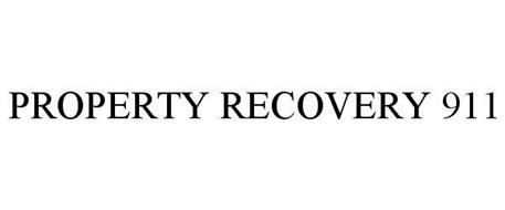 PROPERTY RECOVERY 911