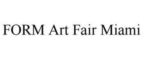 FORM ART FAIR MIAMI