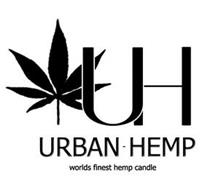 UH URBAN-HEMP WORLDS FINEST HEMP CANDLE