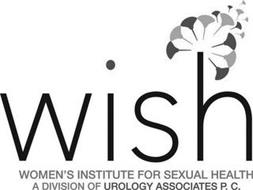 WISH WOMEN'S INSTITUTE FOR SEXUAL HEALTH A DIVISION OF UROLOGY ASSOCIATES, P.C.