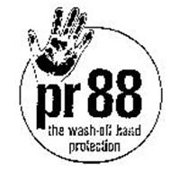 PR 88 THE WASH-OFF HAND PROTECTION