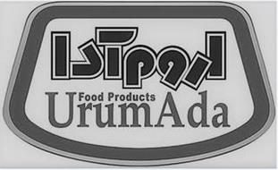 URUM ADA FOOD PRODUCTS