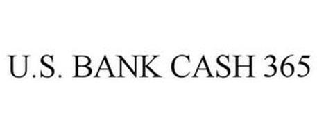 U.S. BANK CASH 365