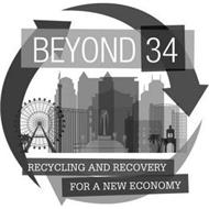 BEYOND 34 RECYCLING AND RECOVERY FOR A NEW ECONOMY