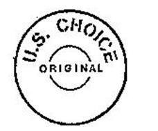 U.S. CHOICE ORIGINAL