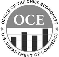 OFFICE OF THE CHIEF ECONOMIST OCE U.S. DEPARTMENT OF COMMERCE