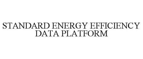 STANDARD ENERGY EFFICIENCY DATA PLATFORM