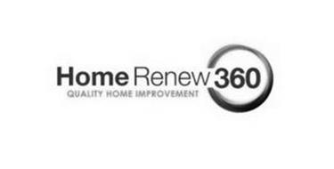 HOME RENEW 360 QUALITY HOME IMPROVEMENT