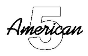 AMERICAN 5