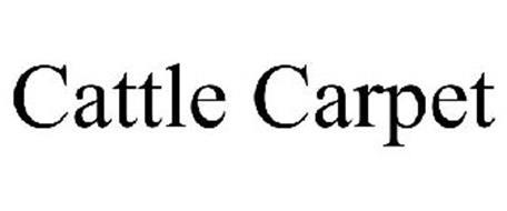 CATTLE CARPET