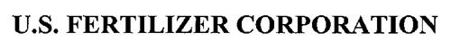 U.S. FERTILIZER CORPORATION