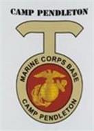 CAMP PENDLETON T MARINE CORPS BASE CAMP PENDLETON
