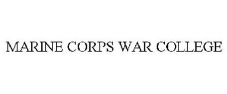 MARINE CORPS WAR COLLEGE