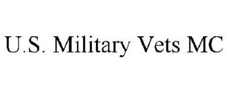 U.S. MILITARY VETS MC