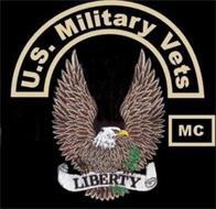 U.S. MILITARY VETS MC LIBERTY
