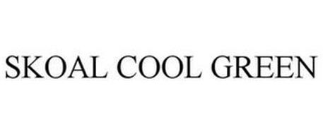 SKOAL COOL GREEN
