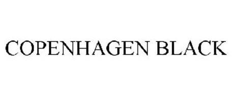 COPENHAGEN BLACK