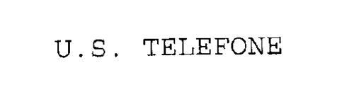 U.S. TELEFONE