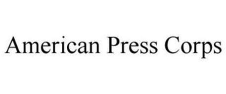 AMERICAN PRESS CORPS