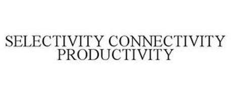 SELECTIVITY CONNECTIVITY PRODUCTIVITY