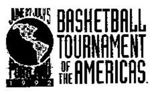 BASKETBALL TOURNAMENT OF THE AMERICAS JUNE 27-JULY 5 1992 PORTLAND