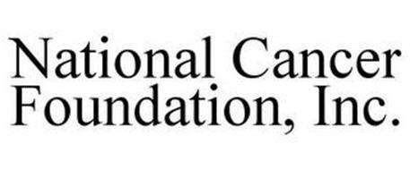 NATIONAL CANCER FOUNDATION, INC.