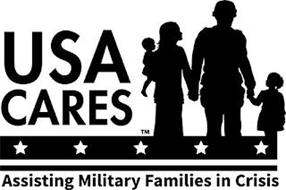 USA CARES ASSISTING MILITARY FAMILIES IN CRISIS
