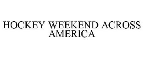 HOCKEY WEEKEND ACROSS AMERICA